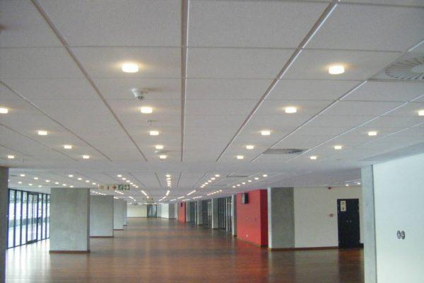 acoustic ceilings cosmos 600x600mm reveal edge