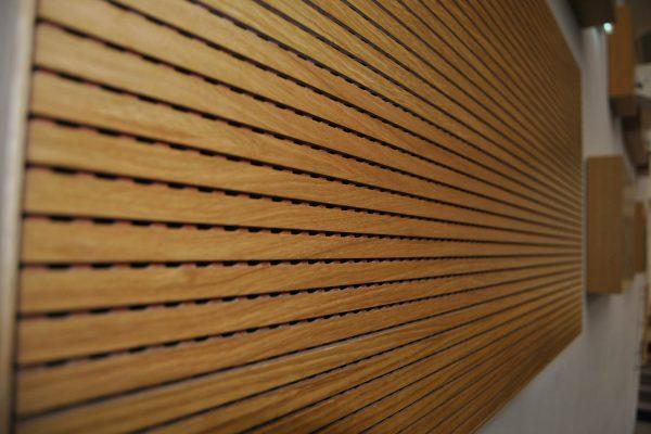 veneer acoustic wall